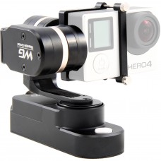 Feiyu FY-WG, 3-Axis Wearable Gimbal for GoPro (Helmet/ Bike/ Chest/ Pole)